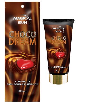 Choco dream, a level 2 bronzer from magical sun.