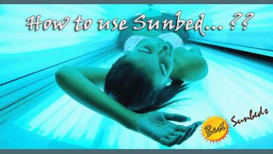 commercial sunbeds