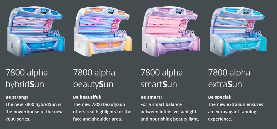 7800 alpha series from megaSun.