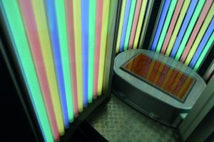 Rainbow Lights for Sunbeds