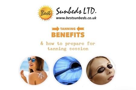 tanning benefits